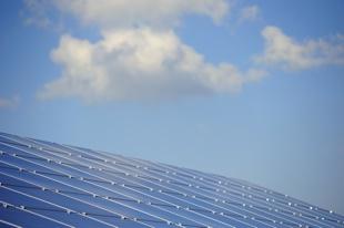 GE Solar Module