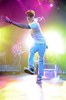 Pharrell Williams, 2008 photo by Jazmin Million -CC license