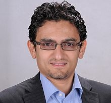 Egyptian hero, Wael Ghonim