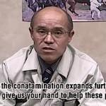 Japanese mayor's plea on Youtube