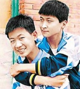 Chinese friend is carried for 8yrs (web photo)