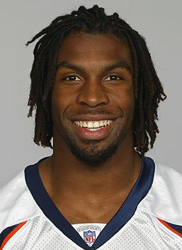 Denver NFL player, and teacher, David Bruton