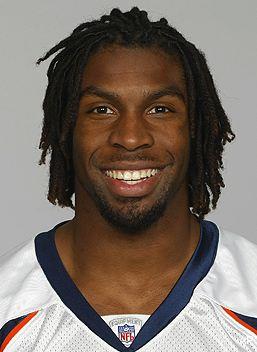 Denver NFL player, and teacher, David Bruton