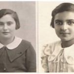 Holocaust-fleeing friends -family photos