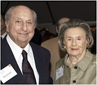 Raymond and Ruth Perelman, photy via UPenn.org