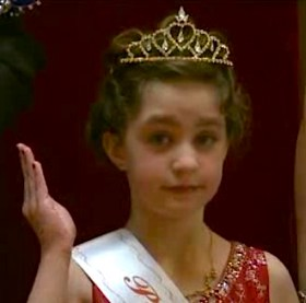 Princess for a day thanks to Make-a-Wish