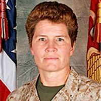 Gen. Lori Reynolds becomes first female commander