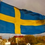 Swedish flag by seemann -CC via Morguefile