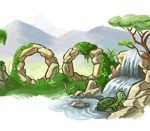 Google doodle for Earth Day