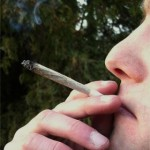 photo of pot smoker by Chmee2 - CC