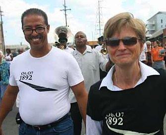 Plessy and Ferguson descendents unite - www.plessyandferguson.org