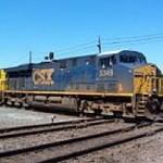 CSX train photo by John Mueller -CC