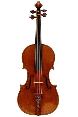 Lady Blunt Stradivarius - Nippon Foundation photo