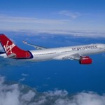 Virgin Airways jet