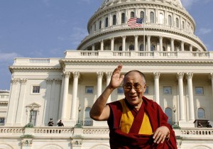 Dalai Lama, 2011, photo by International Campaign for Tibet