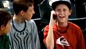 Good Samaritan rewarded at baseball game (ABC video)