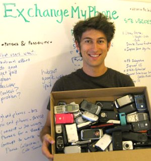 cell phone exchange program founder
