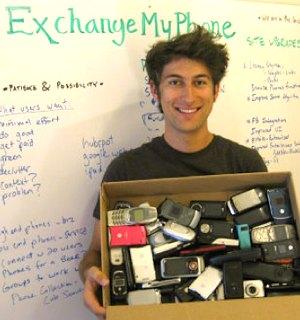 cell phone exchange program founder