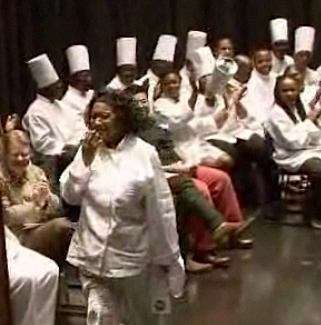 culinary grads from DC's Central Kitchen