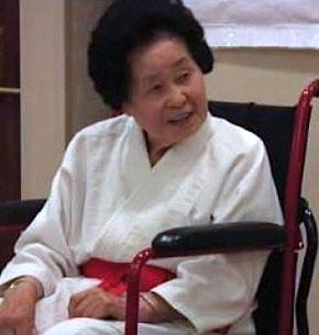 Sensei Keiko Fukuda reaches black belt goal at 98