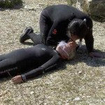 Administering CPR, Photo by jdurham, morguefile