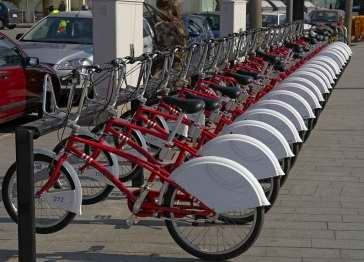 bike-sharing in Boston