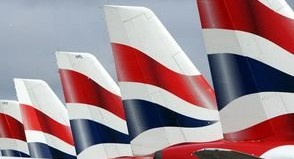 BA jets - BA will fly aid to Africa
