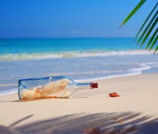 message-in-bottle by Sunstar