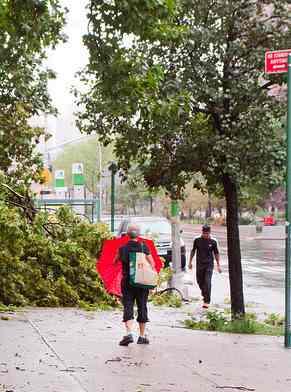 New York hurricane photo by FreeVersePhotography via flickr-cc