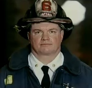NYC fireman in History Channel documentary