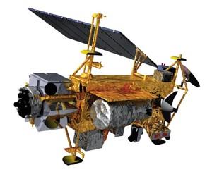 UARS Satellite - NASA