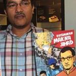 Captain Jihad comic book image