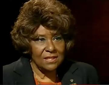 Josephine Harris in History Channel film