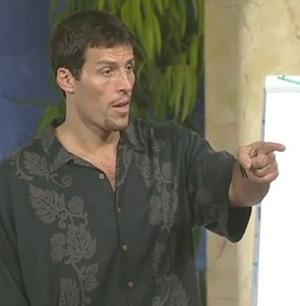 Tony Robbins on 9/11