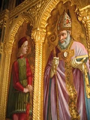 Artwork in the Vatican