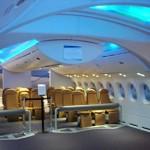 Boeing 787 interior mockup view-CC