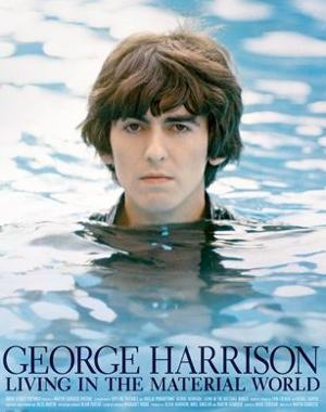 George Harrison - Scorsese movie poster