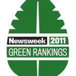 Green Rankings Newsweek 2011