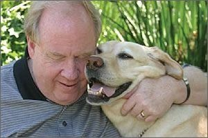 Dog Who Saved Owner On 9 11 Named Top Quot American Hero Dog