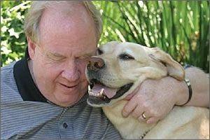 Hero dog from 9/11, Roselle, wins award