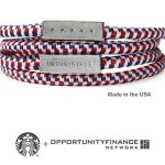 Indivisible bracelets by Starbucks