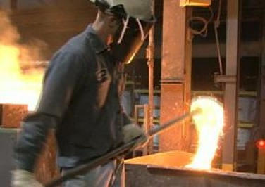 Iron Foundry in Tennessee VOA News