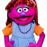 Muppet Lily is face of poverty