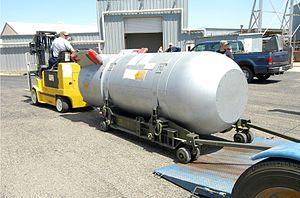 Nuclear bomb B53