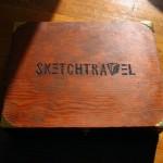Sketchbook case for Sketchtravel project