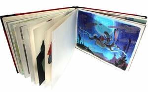 Sketchtravel inside book
