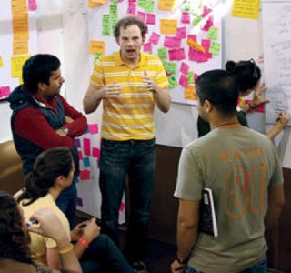 Stanford School of Design pushes collaboration - d. school photo