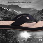 Chipkos footwear saves the forest
