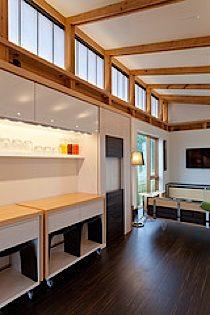 solar home interior