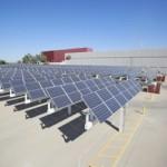 solar rooftop at Frito Lay plant